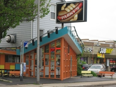 Parky's Hot Dogs, Forest Park IL