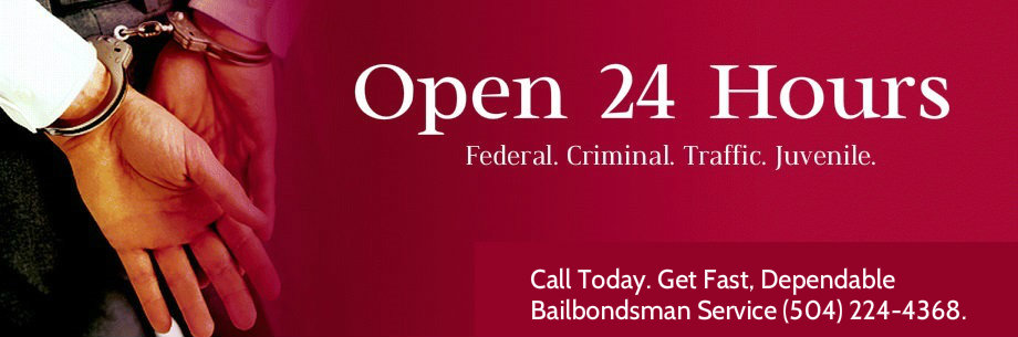 bail bonds agency, new orlean, louisiana. 3