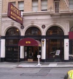Mayflower Hotel - San Francisco, CA