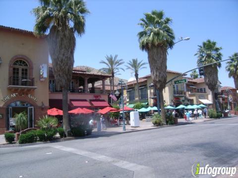 Matchbox Vitage Pizza Bistro, Palm Springs CA
