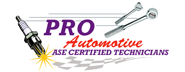 pro automotive logo image
