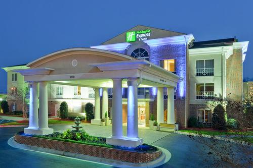 Holiday Inn Express & Suites Vicksburg, Vicksburg MS