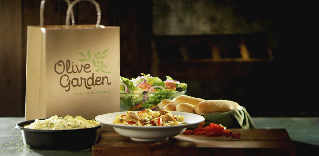 Olive Garden Italian Restaurant, Turlock CA