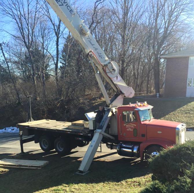 erics crane service