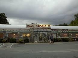 Shell's Bar-B-Q, Hickory NC
