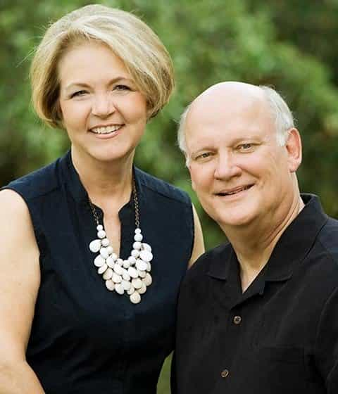 Linda and George