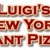 New York Giant Pizza