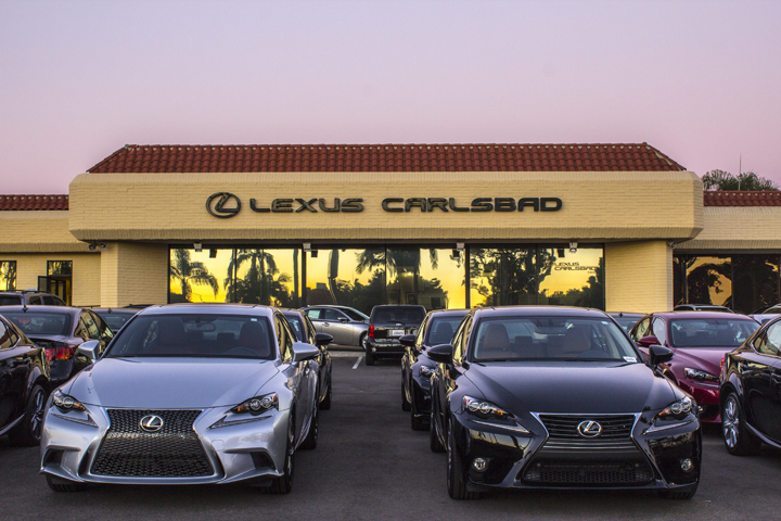 Lexus Carlsbad, Carlsbad CA