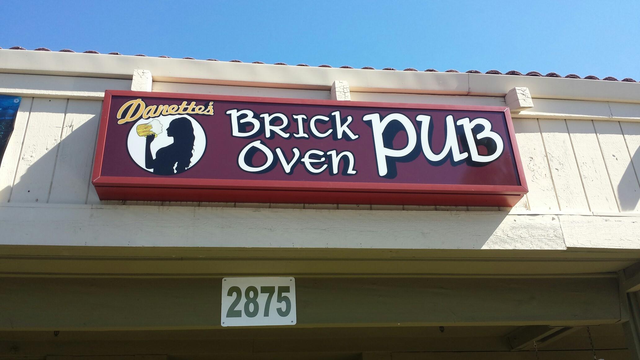 Danette's Brick Oven Pub, Placerville CA