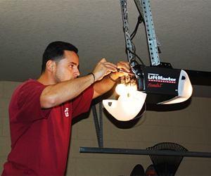 garage door installations, repairs, services
