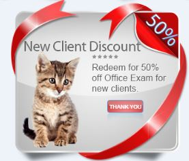 veterinary coupon senior
