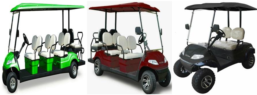 golf-carts