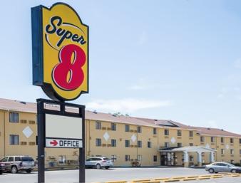 Super 8, Great Falls MT