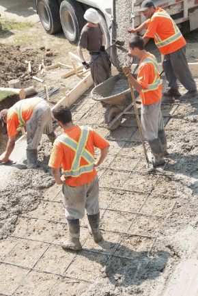 Concrete Contractors in Palmdale