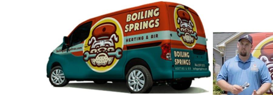 Boiling Springs Truck