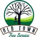 old town tree services Logo