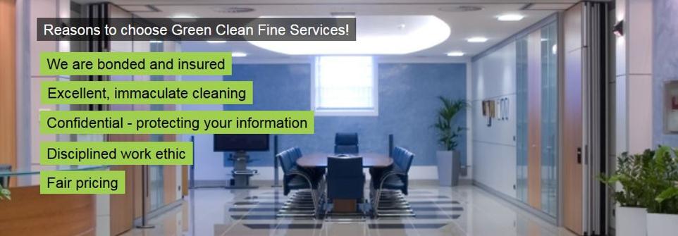 green clean main image