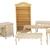 Burbank Unpainted Furniture