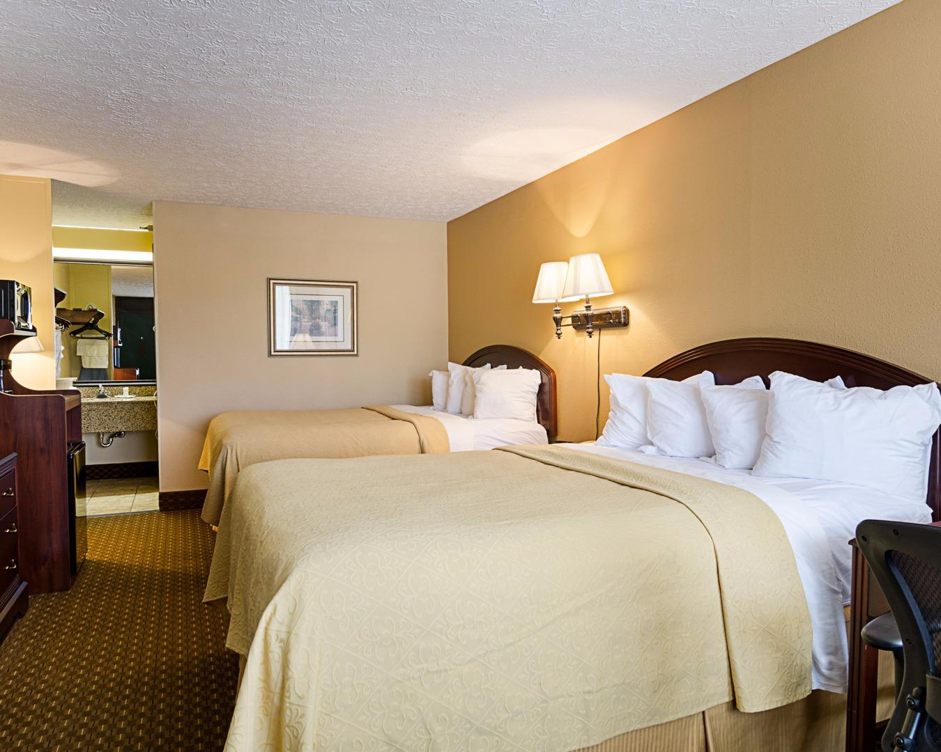 Quality Inn, Lewisburg WV