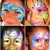 FANTASY WORLD DELUXE FACE PAINTING