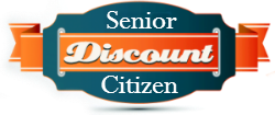 Senior Citizen's Discount