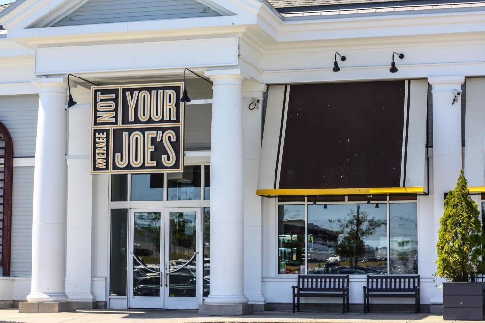 Not Your Average Joe's, Hyannis MA