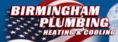 Birmingham Plumbing Company logo