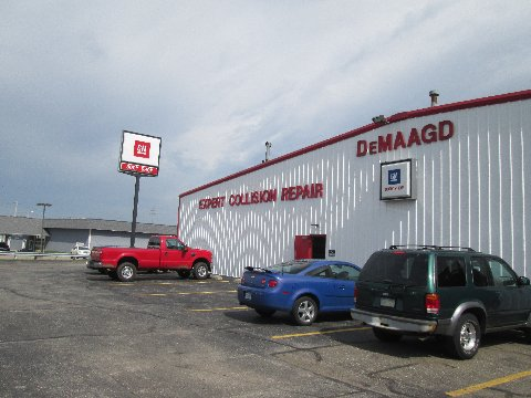 DeMaagd GMC Nissan, Battle Creek MI