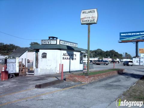 Willards's Barbeque Junction, Jacksonville FL