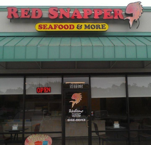 Red Snapper Seafood & More - Tallahassee, FL