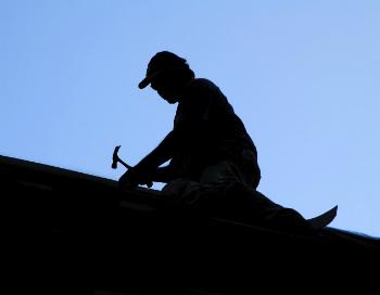 installation roofing
