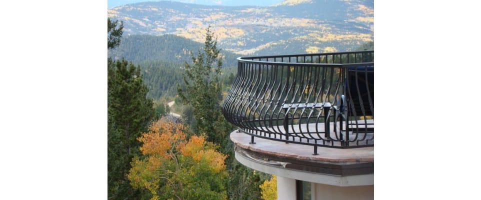 Interior Staircases - International Ironworks LLC