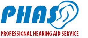 Professional Hearing Aid Service Header