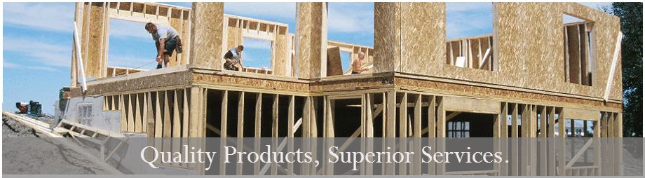 building supplies, building materials