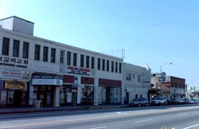 Jr Fixture - Los Angeles, CA