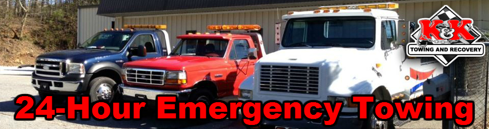 24 Hour Emergency Towing Service in Alpharetta