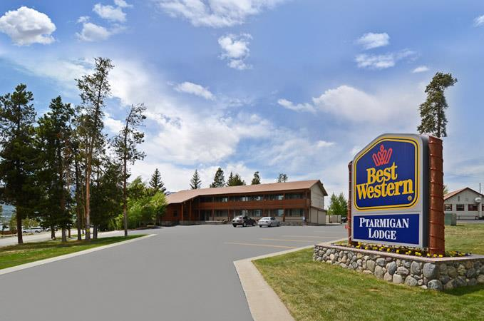 Best Western The Ptarmigan Lodge, Dillon CO