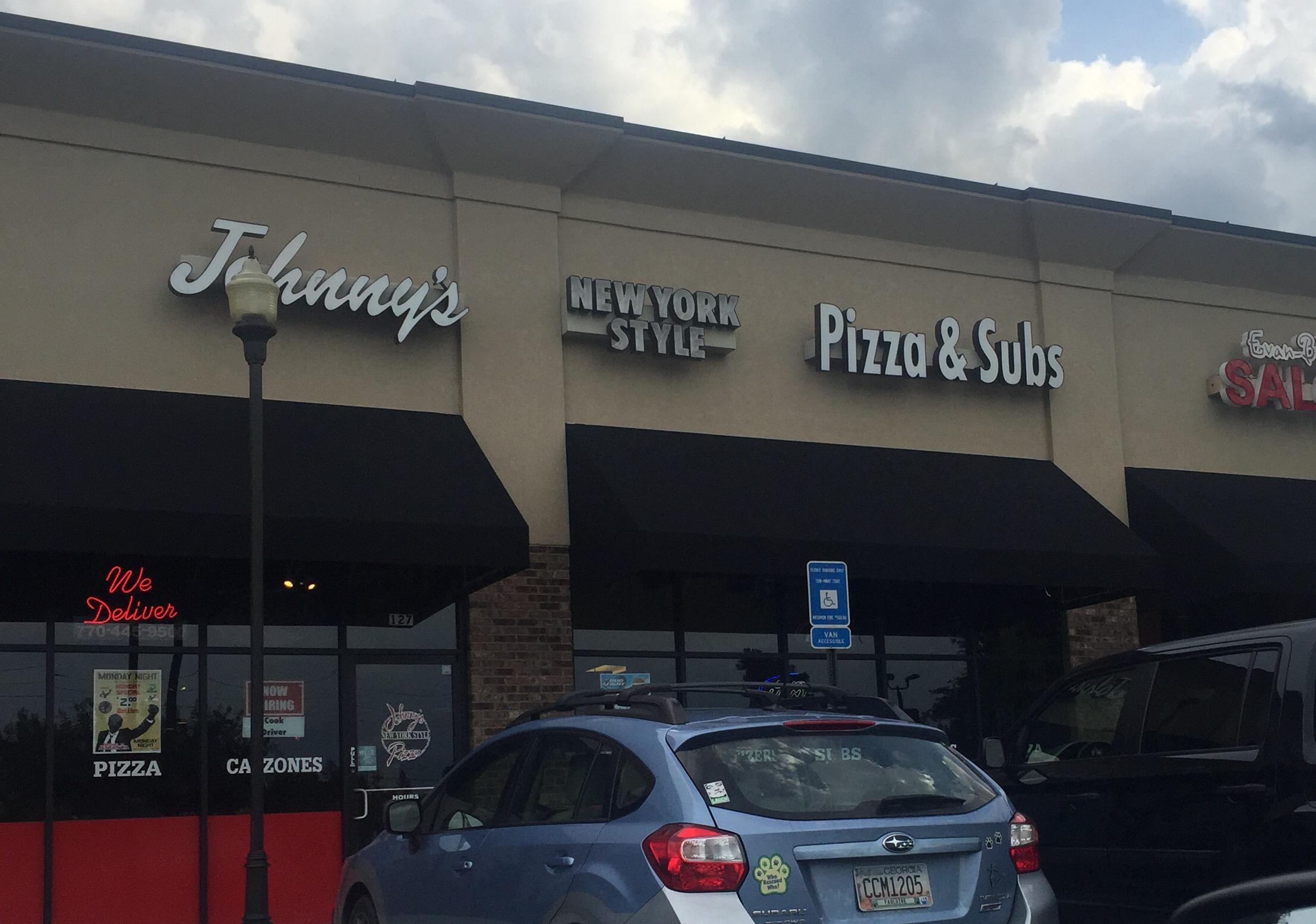 Johnny Brusco's New York Style Pizza, Dallas GA