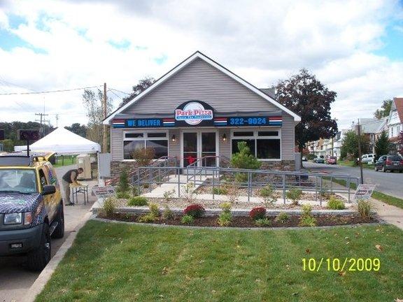 Park Pizza, Williamsport PA