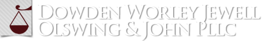 Dowden Worley Jewell Olswing & John PLLC