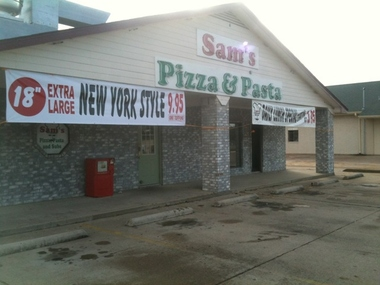Sam's Pizza Pasta & Subs, Red Oak TX