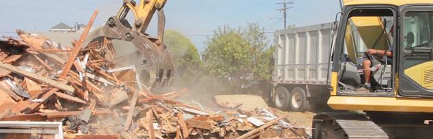 AVH New Jersey demolition contractor