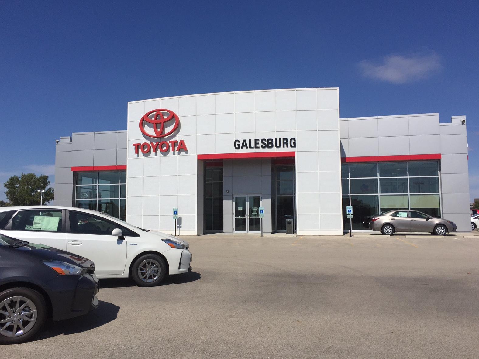 Galesburg Toyota - Honda, Galesburg IL