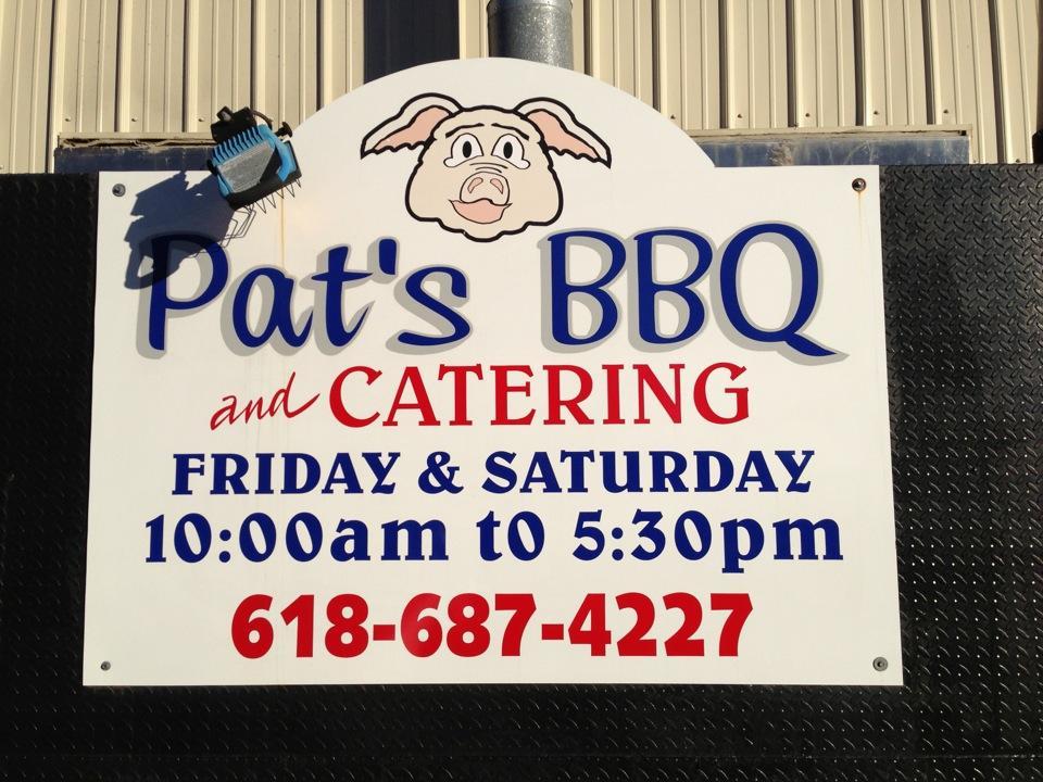 Pat's Bbq & Catering, Murphysboro IL