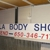 BULA BODY SHOP