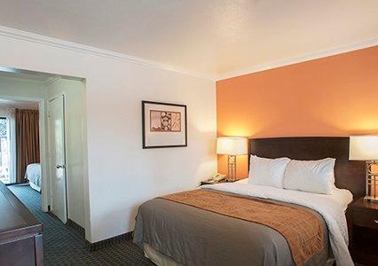 Comfort Inn, Santa Cruz CA