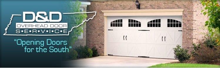 Garage Door Services D D Overhead Door Service Inc Franklin Tn