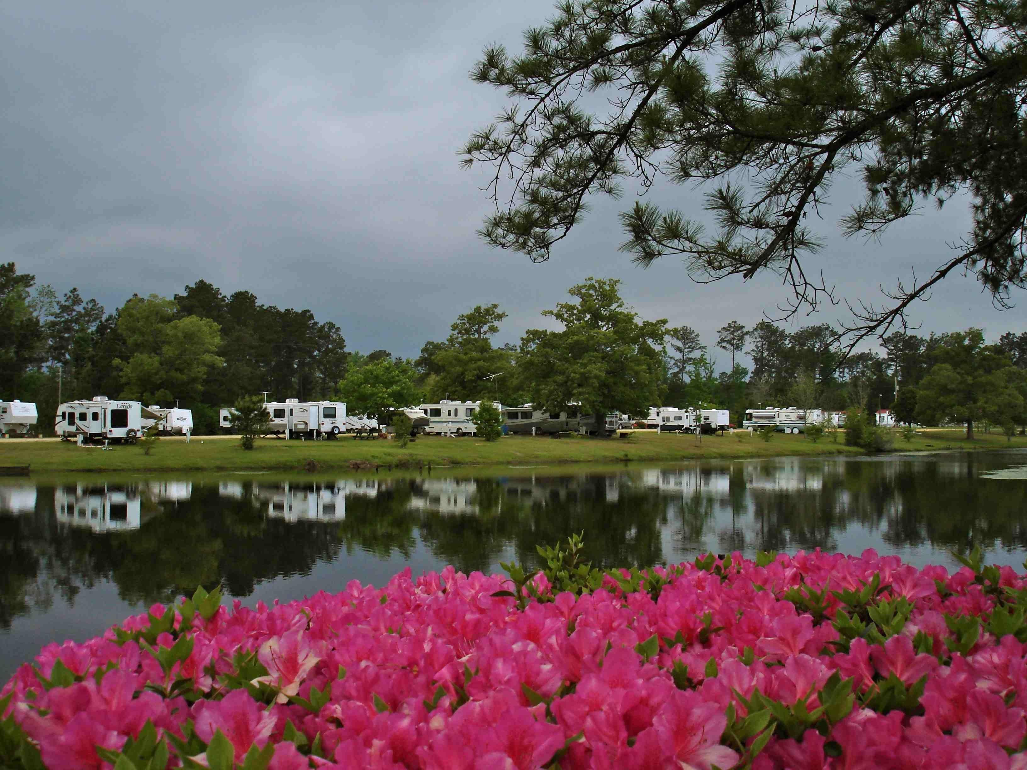 Okatoma Resort & RV Park, Hattiesburg MS