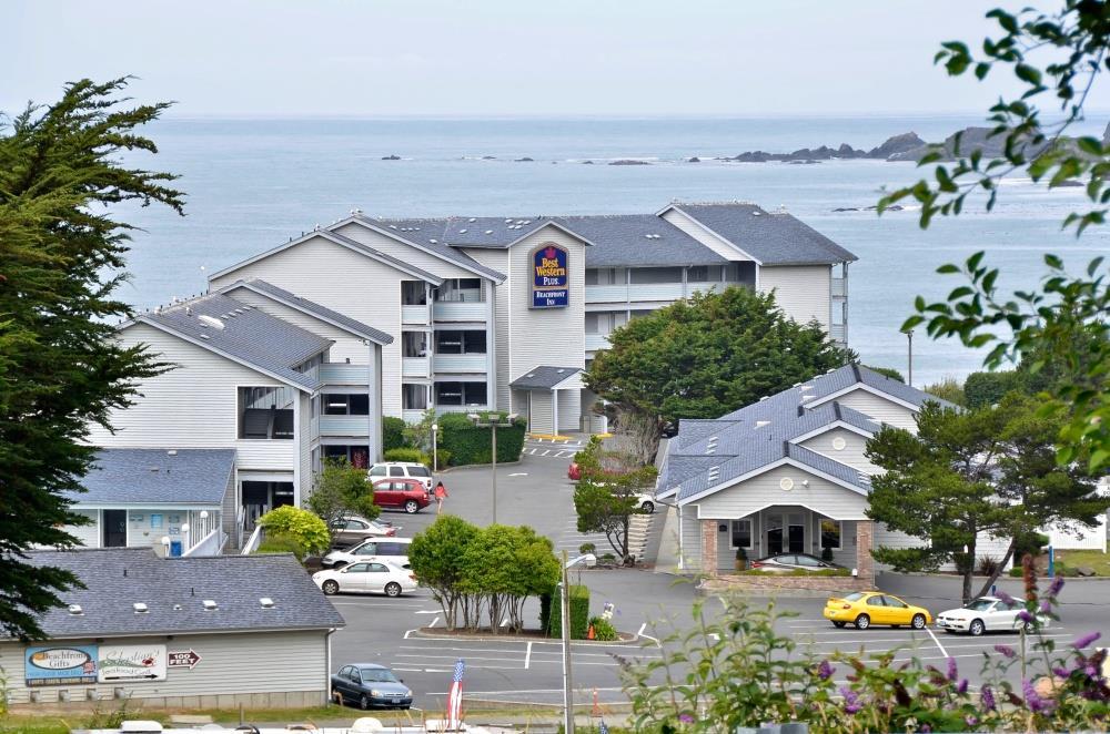 Best Western Plus Beachfront Inn, Brookings OR