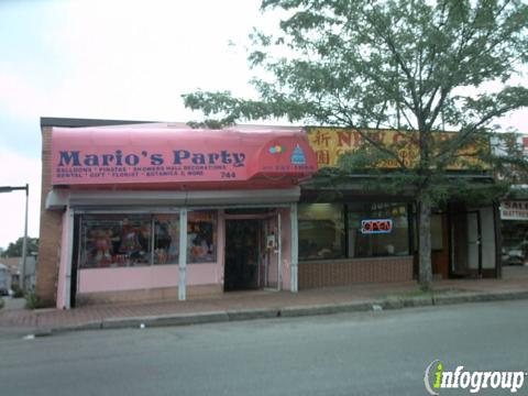 Mario's Party Co, Dorchester MA